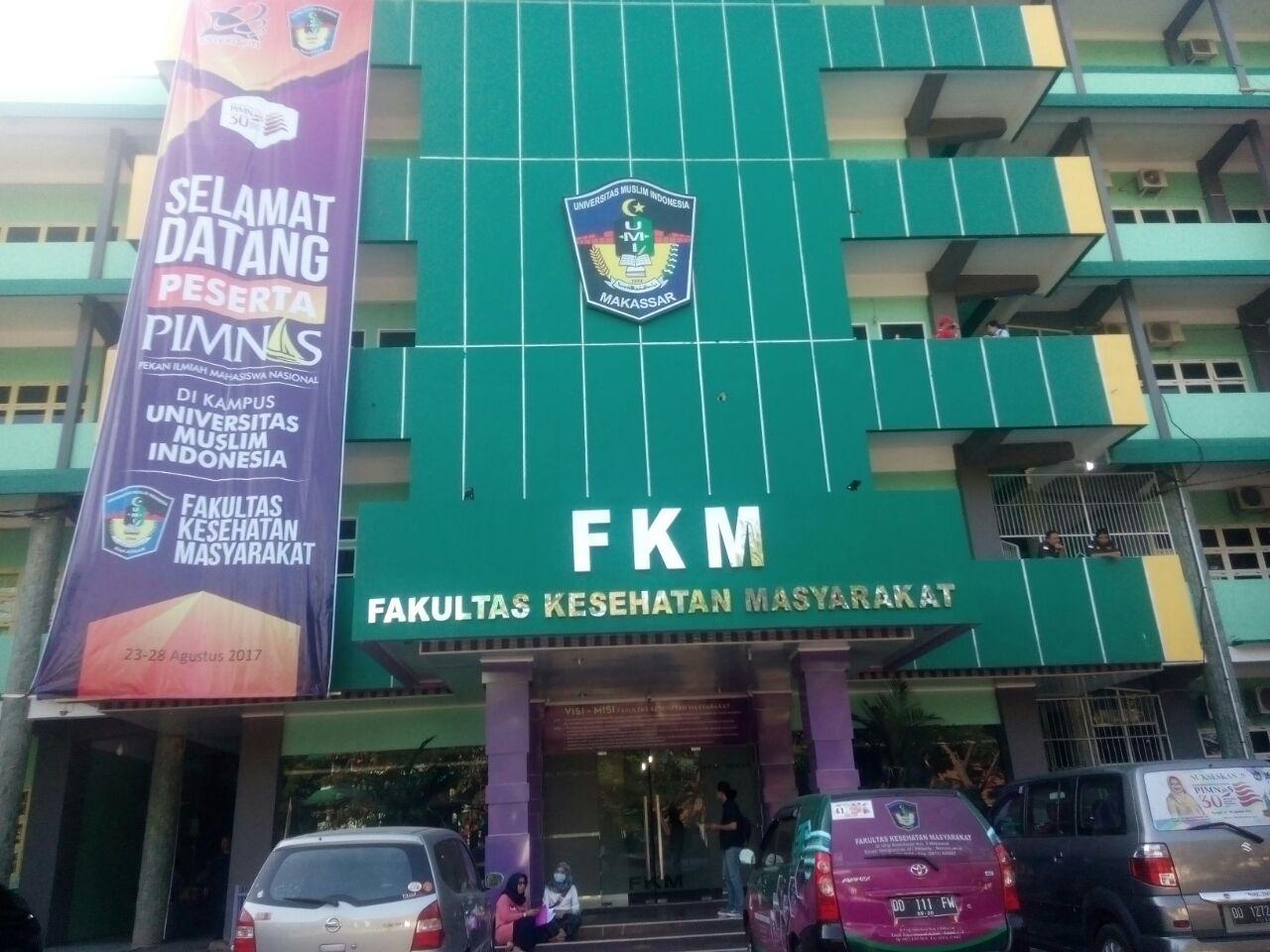 Fakultas Kesehatan Masyarakat Universitas Muslim Indonesia (FKM UMI)