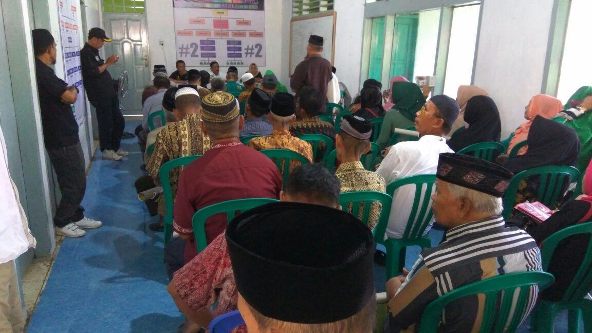 PPAD Pinrang All Out Menangkan Calon Gubernur Pasangan Nomor 2