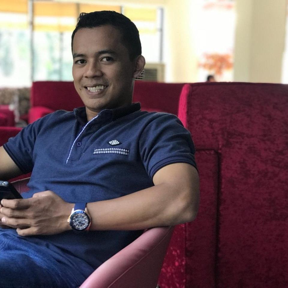 Direktur Eksekutif Gerakan Taat Regulasi (GETAR-INDONESIA) Sulawesi Selatan Herman,SH.